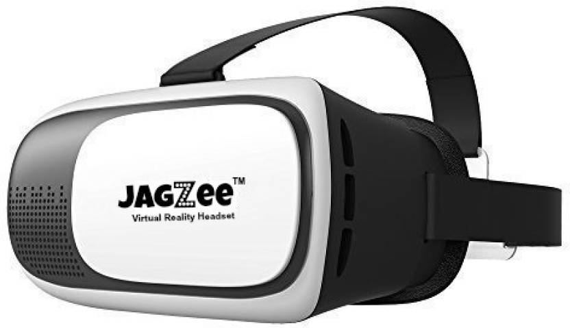 Jagzee 3D VR Virtual Reality Headset Image