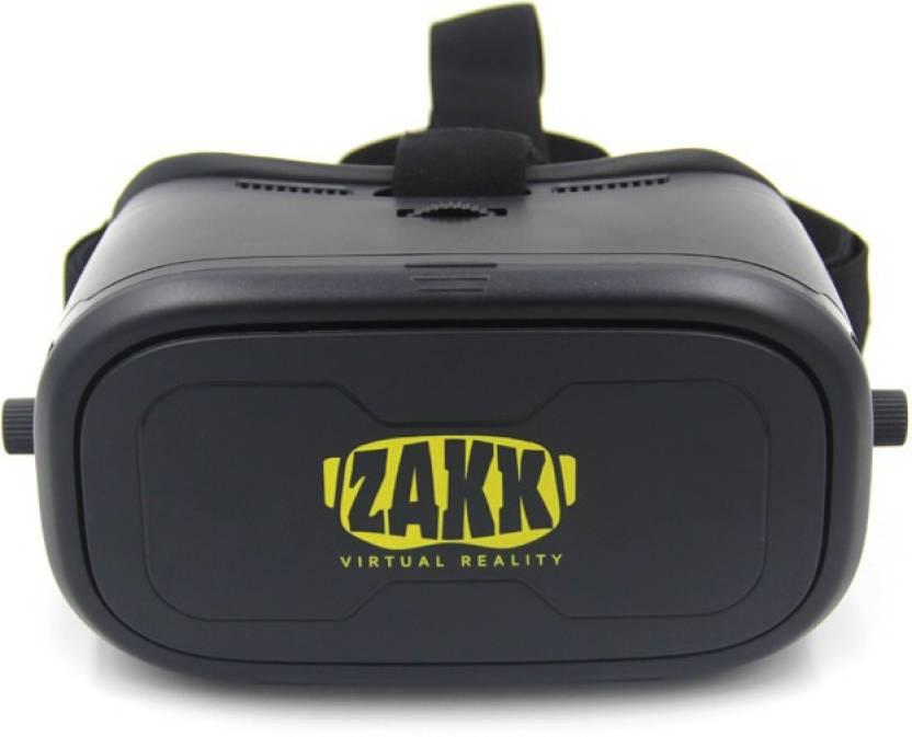 Zakk 3D VR Headset Image