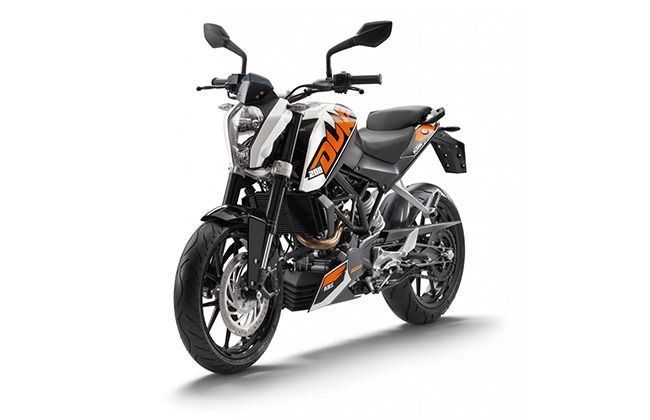 Ktm Duke 200 2017 Photos Images And Wallpapers Colours Mouthshutcom