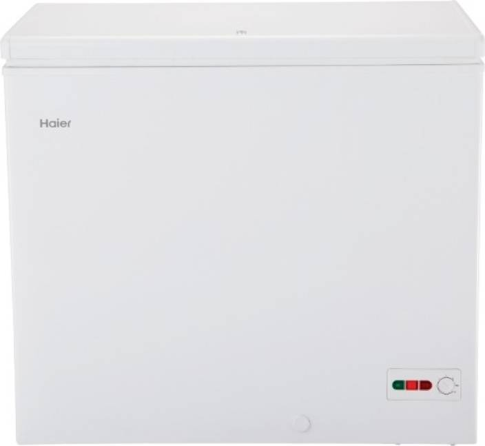 Haier 230 L Direct Cool Deep Freezer Refrigerator (HCF-230HTQ) Image