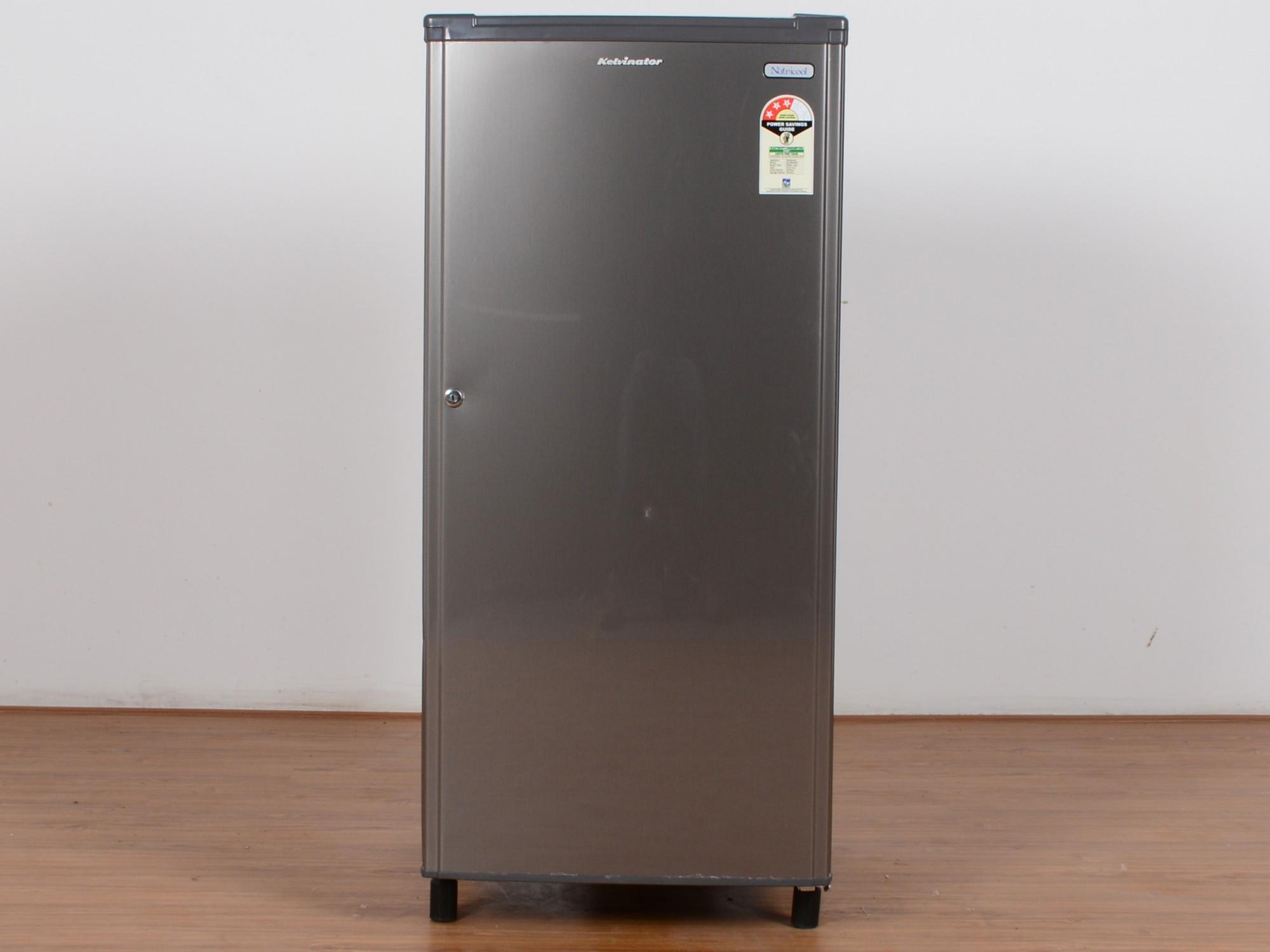Kelvinator 190 L Direct Cool Single Door Refrigerator Kw203efyrh Fda Image