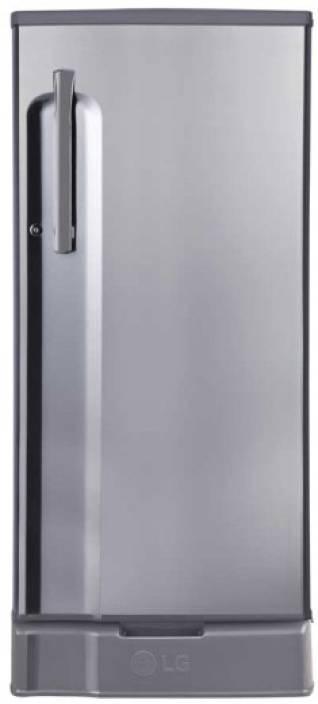 LG 188 L Direct Cool Single Door Refrigerator (GL-D191KPZQ) Image