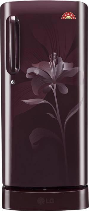 LG 215 L Direct Cool Single Door Refrigerator (GL-B221ASLI) Image