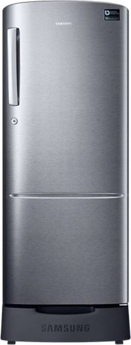 Samsung 212 L Direct Cool Single Door Refrigerator (RR22K287ZS8/NL) Image