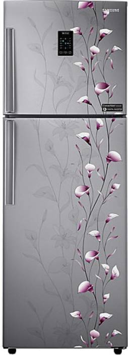 Samsung 345 L Frost Free Double Door Refrigerator (RT36JSMFESZ) Image