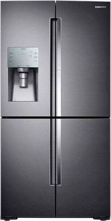 Samsung 826 L Frost Free French Door Bottom Mount Refrigerator (RF28K9380SG/TL) Image