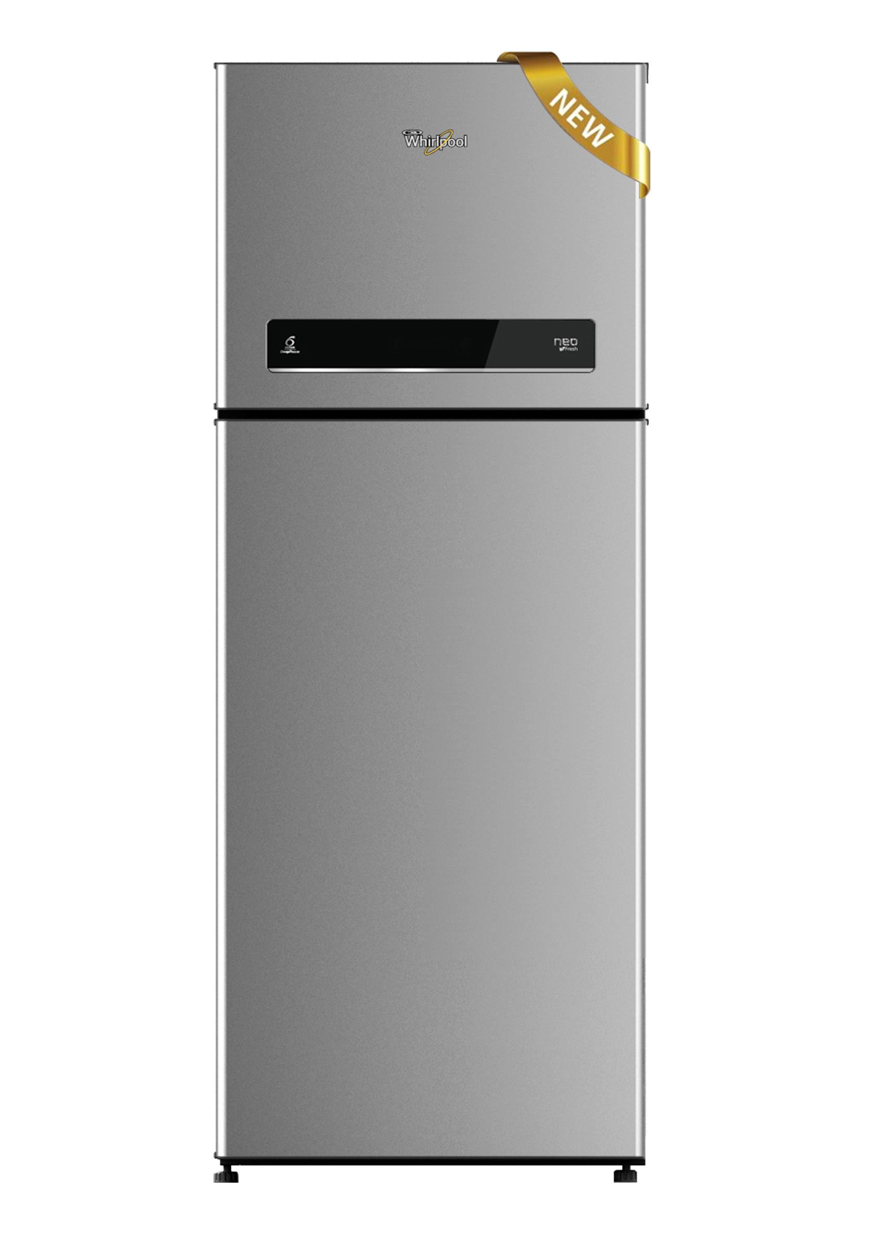 Whirlpool 245 L Frost Free Double Door Refrigerator (NEO FR258 CLS PLUS 2S) Image