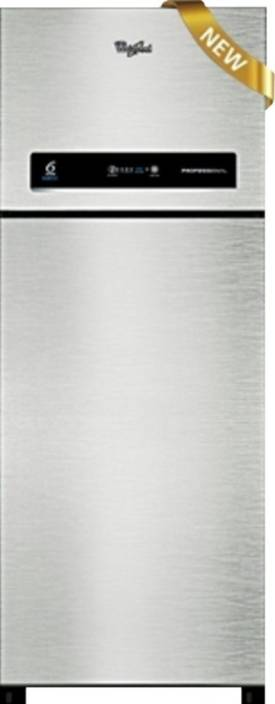 Whirlpool 340 L Frost Free Double Door Refrigerator (PRO 355 ELT 2S) Image