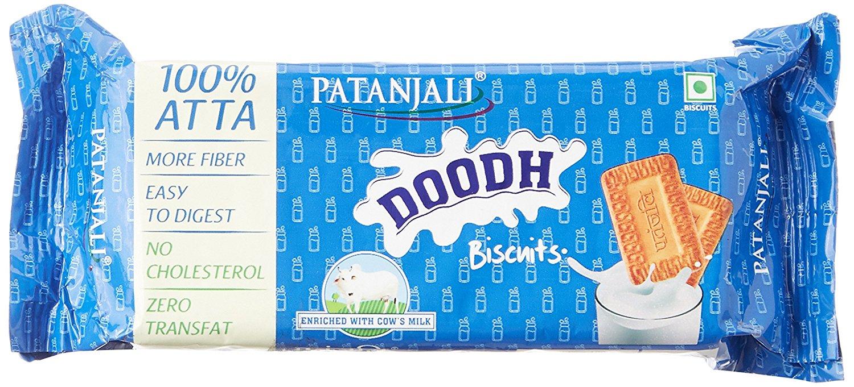 Patanjali Doodh Biscuits Image