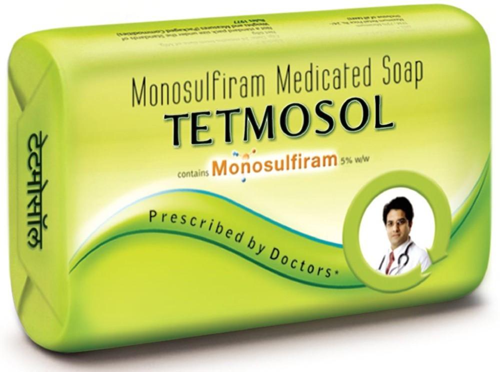 Tetmosol Soap Image
