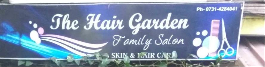 The Hair Garden Family Salon - Indore Image
