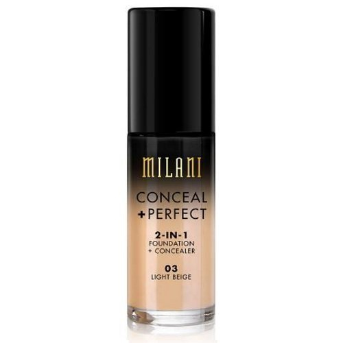 Milani Conceal + Perfect 2-in-1 Foundation + Concealer Image