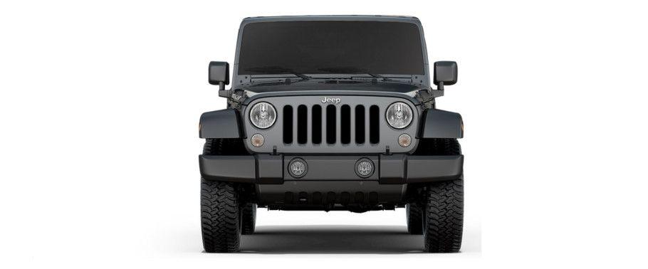 Jeep Wrangler Unlimited 4x4 Diesel Image