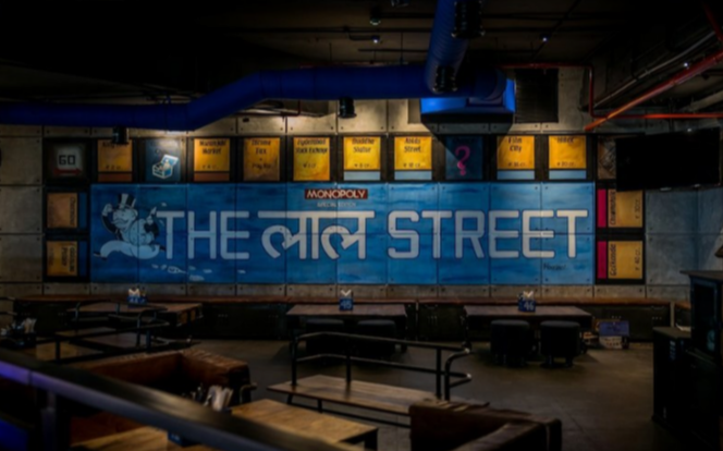 THE LAL STREET BAR EXCHANGE - GACHIBOWLI - HYDERABAD Questions and