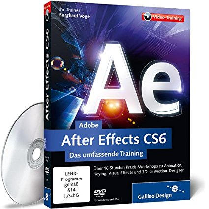Adobe After Effects CS6 Image