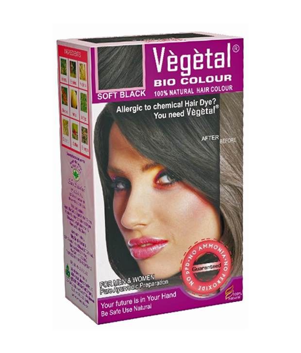 Vegetal Bio Hair Colour Image