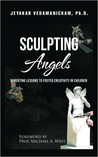 Sculpting Angels - Jeyakar Vedamanickam Image