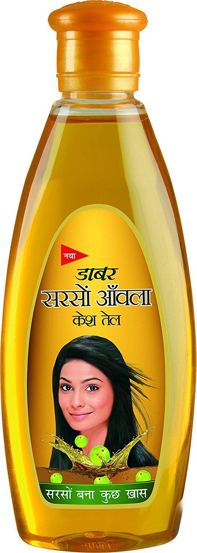 Dabur Sarson Amla Hair Oil Image