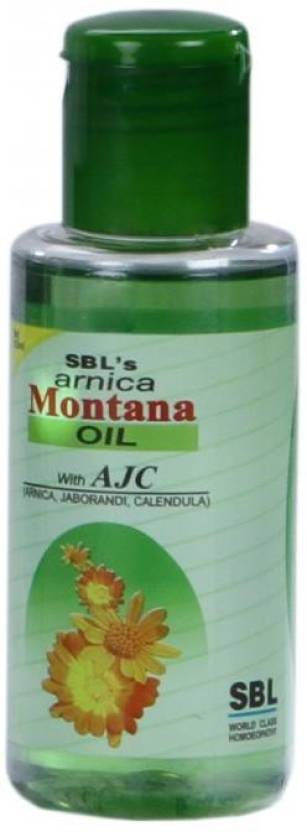 SBL ARNICA MONTANA HAIR OIL Reviews, Price, Men, Women