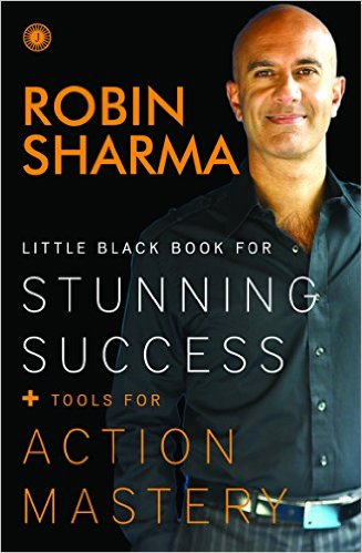 Little Black Book For Stunning Success + Tools For Action Mastery - Robin Sharma Image