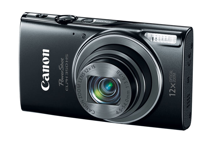 Canon PowerShot ELPH 350 HS Image