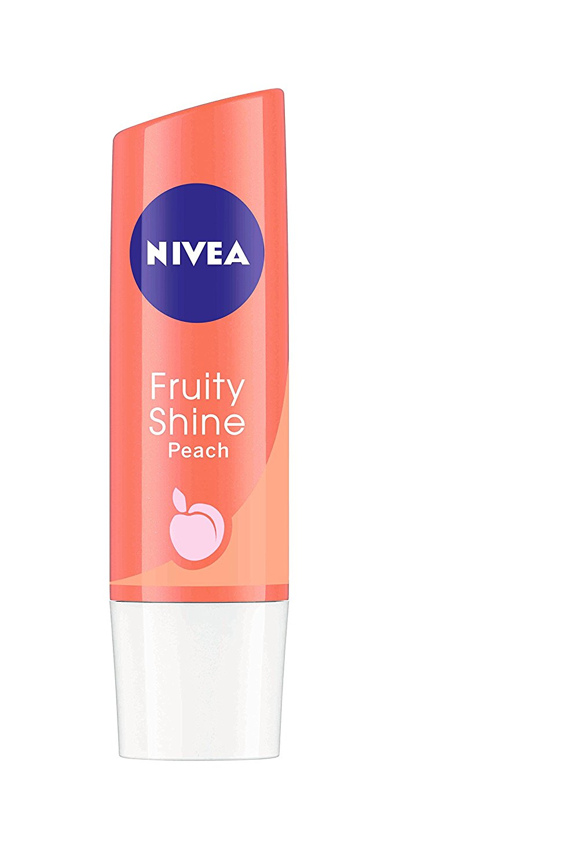 Nivea Lip Care Fruity Shine Peach Image