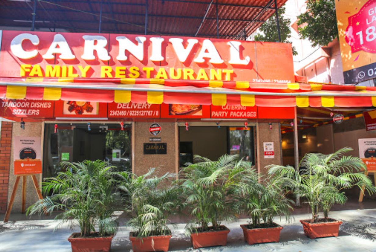 Carnival Restaurant - College Road - Nashik Image