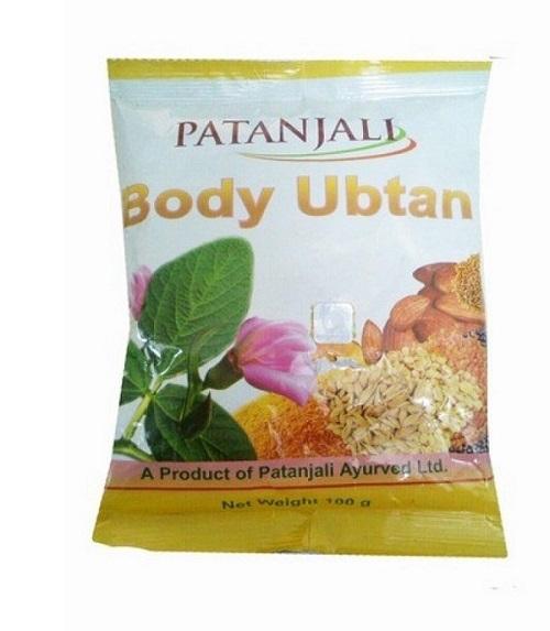 Patanjali Body Ubtan Image