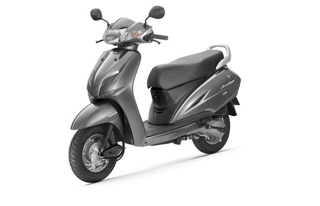 Honda Activa 4G 2017 Image