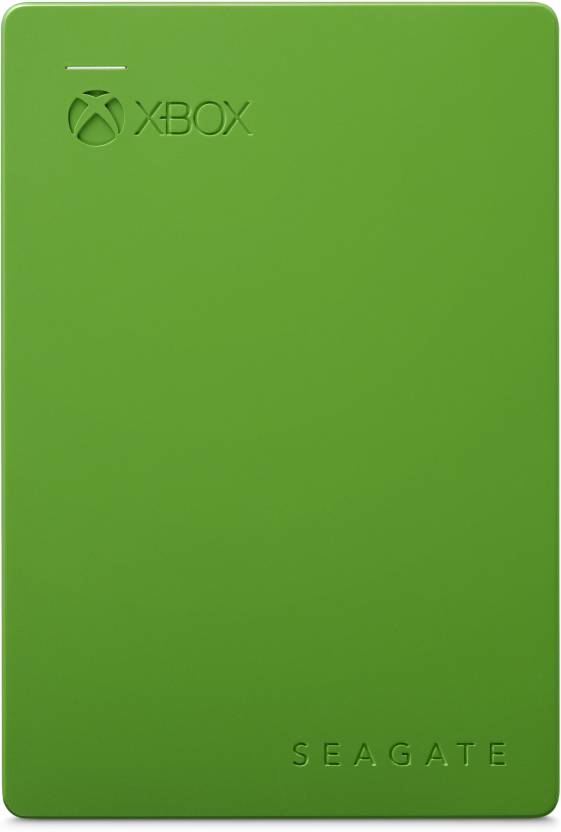 Seagate Game Drive for Xbox 2 TB External Hard Disk Drive Image