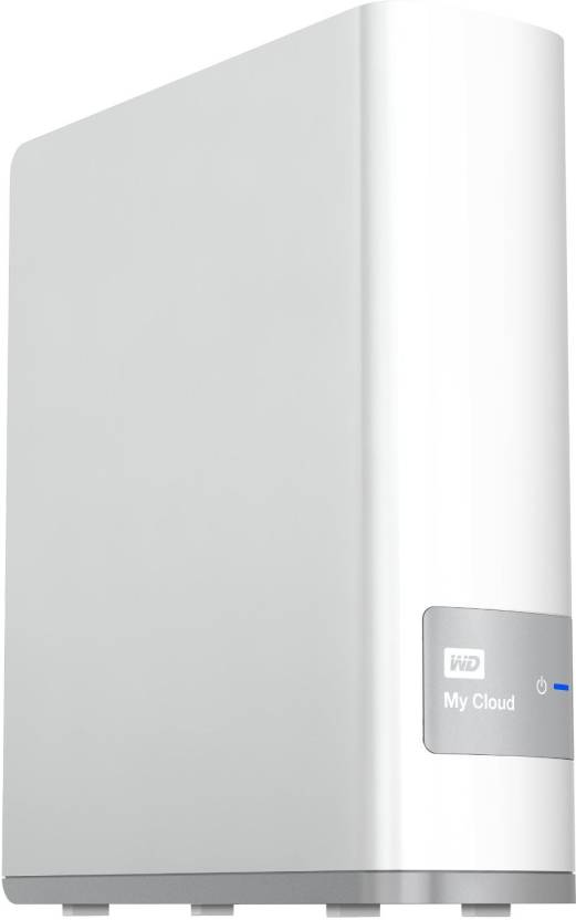 WD 6 TB Wired External Hard Disk Drive Image