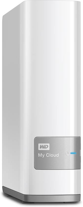 WD My Cloud 2 TB Wired External Hard Disk Drive Image