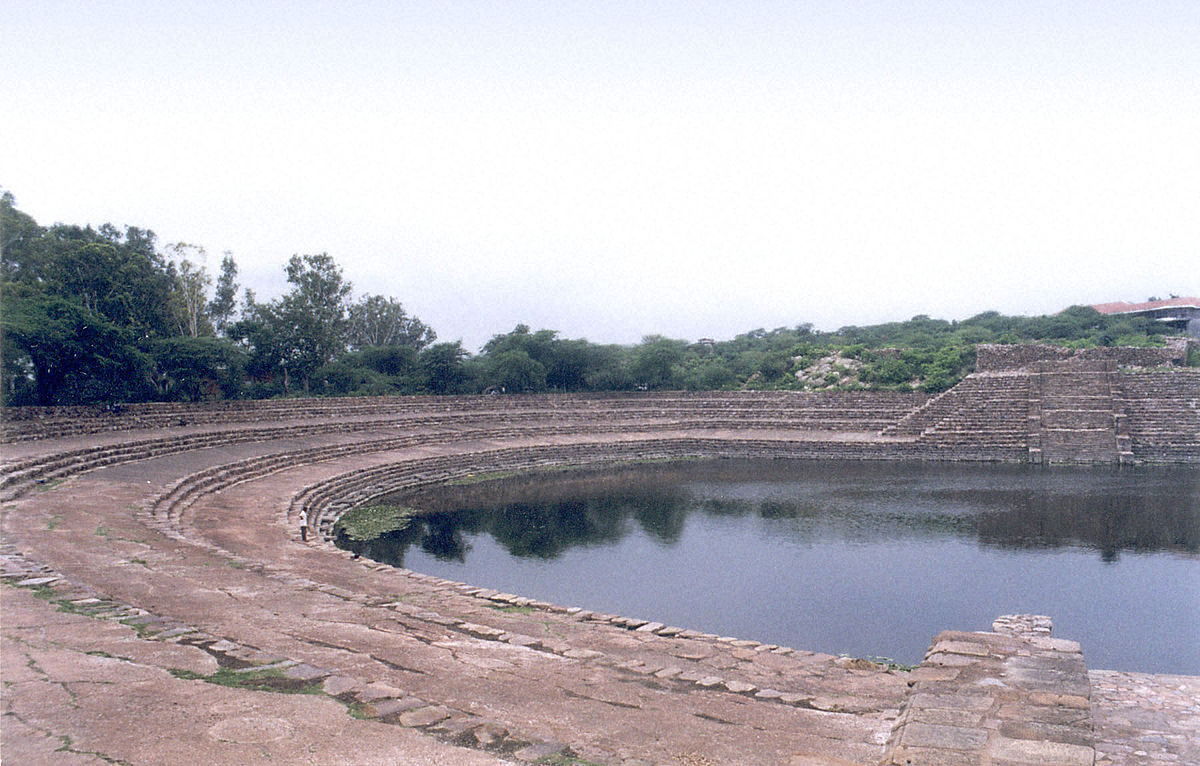Shri Shiv Kund Hot Water Spring - Sohna Image