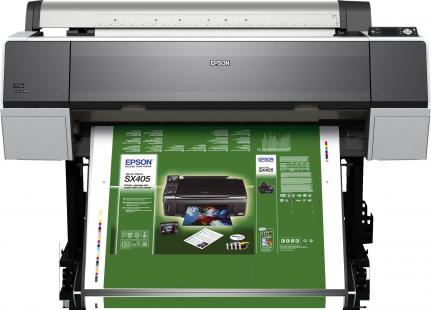 Epson Stylus Pro 9900 Printer Image
