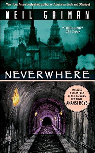 Neverwhere - Neil Gaiman Image