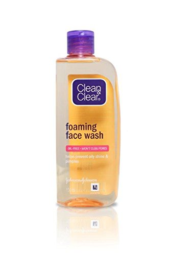 Clean & Clear Foaming Facial Wash Image