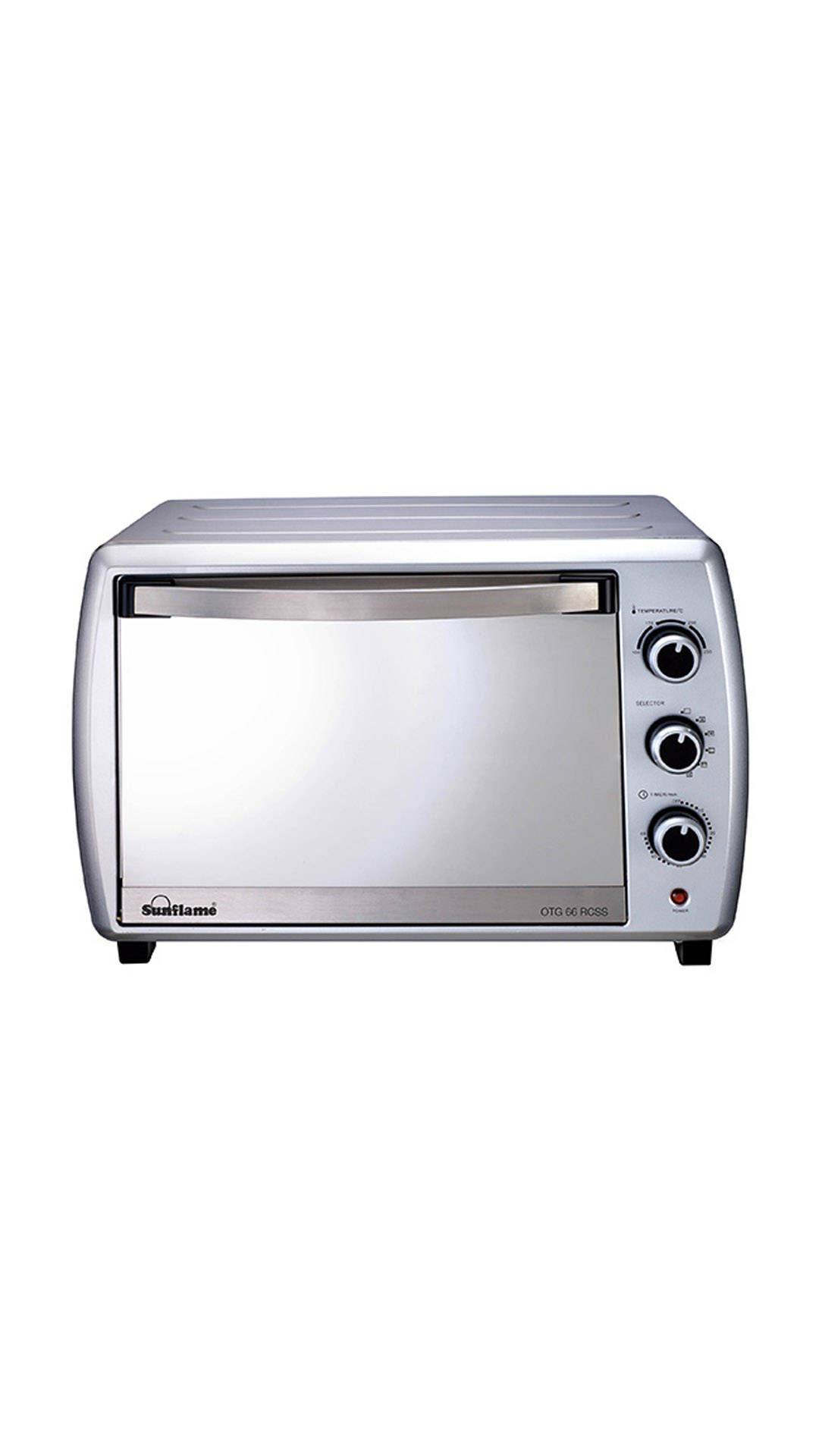 Sunflame OTG 66RCSS 66L Convection Oven Toaster Griller Image