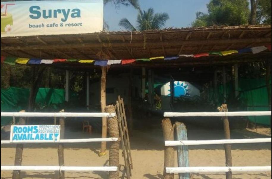 Surya Cafe - Main Beach - Gokarna Image