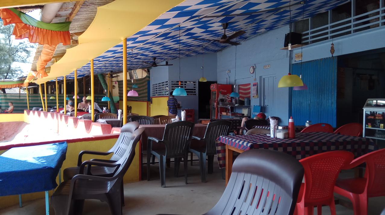Ganga Cafe - Kudle Road - Gokarna Image