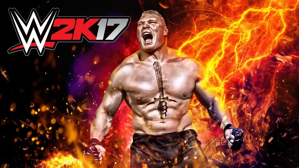 WWE 2K17 Image