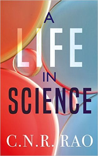 A Life In Science - C.N.R. Rao Image