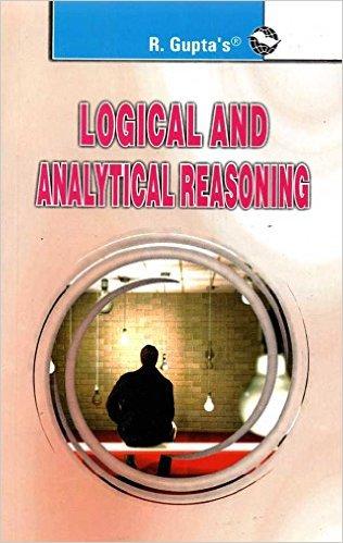 Logical & Analytical Reasoning - A.K. Gupta Image