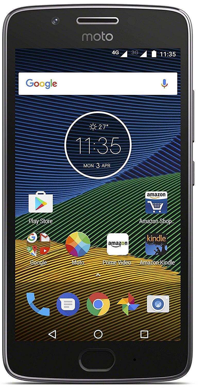 Motorola Moto G5 Image