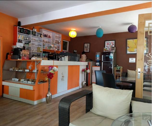 Yama Coffee House - Changspa Road - Leh Image