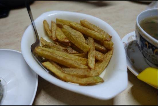Amdo Food - Main Bazaar - Leh Image