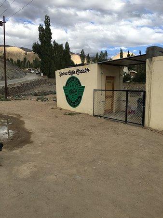 Ladakh Biker Cafe - Changspa Road - Leh Image