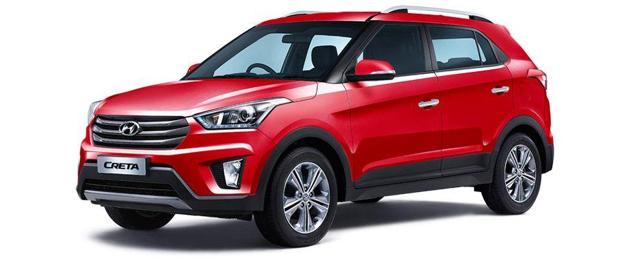 Hyundai Creta 2017 1.6 SX Plus AT Diesel Image