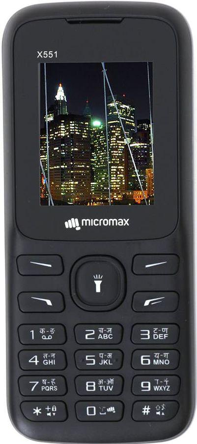Micromax X551 Image