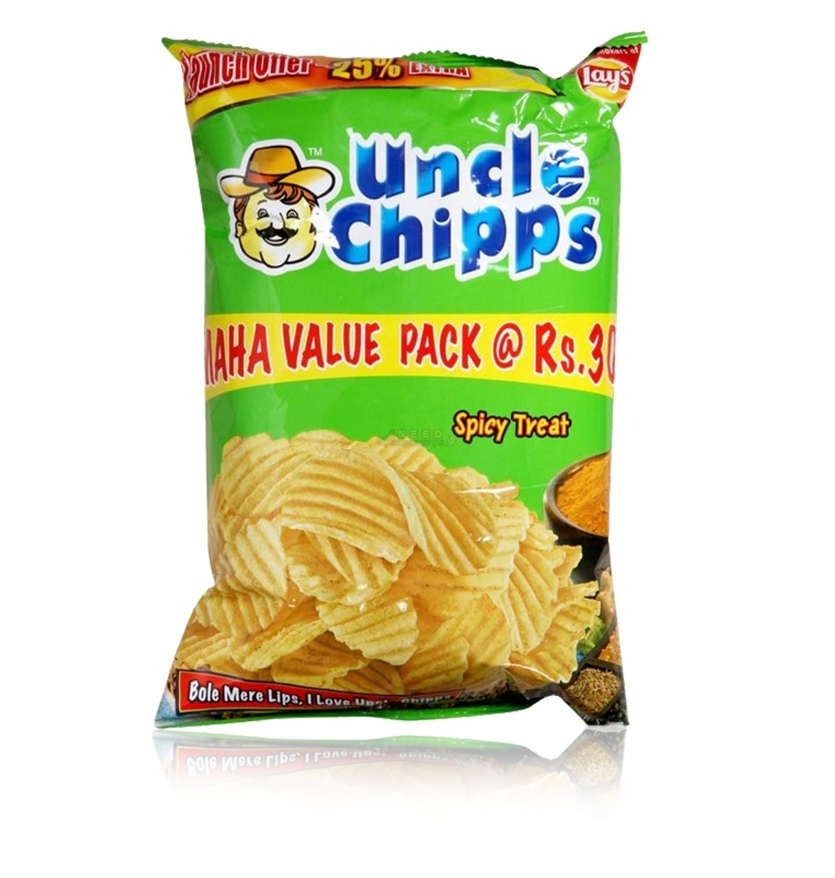 Uncle Chipps Image