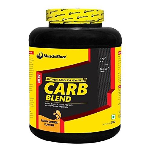 MuscleBlaze Carb Blend Image